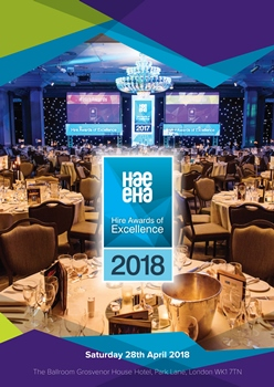 HAE EHA Rewarding Excellence 2017 Special Supplement
